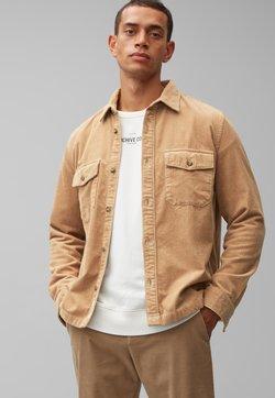 Marc O'Polo - Leichte Jacke - cashmere