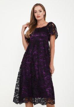 Madam-T - Cocktailkleid/festliches Kleid - lila