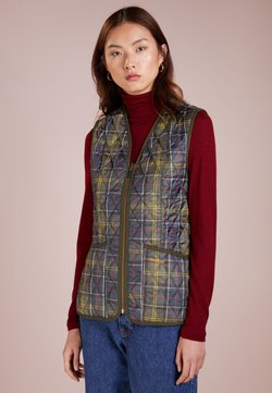 Barbour - BETTY LINER - Bodywarmer - olive