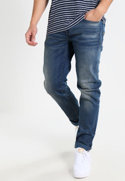 G-Star - 3301 LOW TAPERED - Relaxed fit -farkut - firro denim