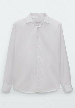Massimo Dutti - SLIM FIT - Camicia elegante - white