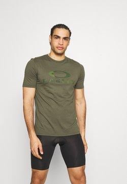 Oakley - BARK - T-Shirt print - new dark brush