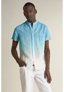 Salsa - MONACO SLIM FIT - Camisa - blau