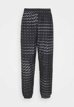adidas Originals - MONO - Jogginghose - black/white