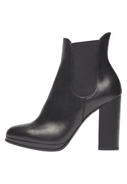 PoiLei - High Heel Stiefelette - black