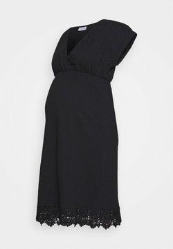 MAMALICIOUS - Robe en jersey - black