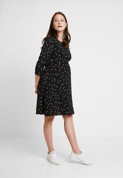 Seraphine - VARA MATERNITY & NURSING FUNCTION DRESS - Vestido ligero - black