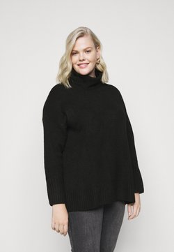 Anna Field Curvy - Jersey de punto - black