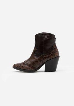 Musse & Cloud - BRAMI - Ankle Boot - dark brown