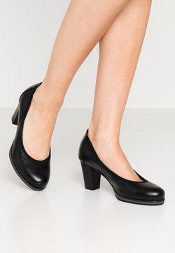 Jana - COURT SHOE - Klassieke pumps - black