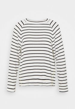 s.Oliver - Strickpullover - off-white