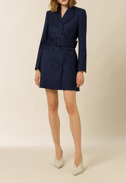 IVY & OAK - AVENA GRAIN - Blazer - navy blue