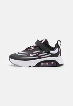 Nike Sportswear - AIR MAX EXOSENSE - Baskets basses - white/light arctic pink/black