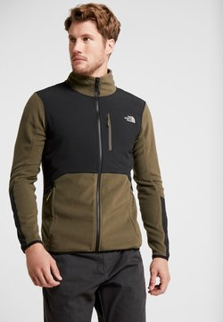 The North Face - GLACIER PRO FULL ZIP - Veste polaire - new taupe green/black
