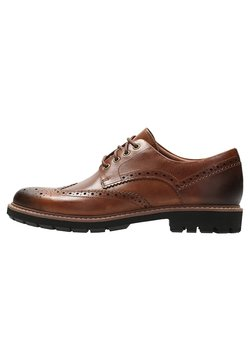 Clarks - BATCOMBE WING - Schnürer - brown