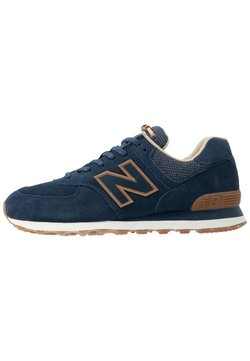New Balance - 574 - Matalavartiset tennarit - navy