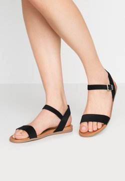 Call it Spring - KASSIAN - Riemensandalette - black