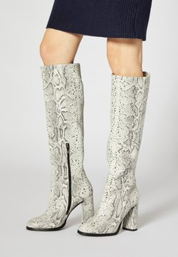 faina - Stiefel - white