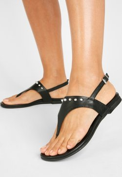 Inuovo - Tongs - black blk
