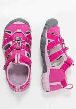 Keen - SEACAMP II CNX UNISEX - Trekkingsandale - very berry/dawn pink
