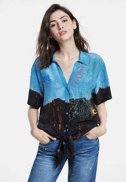 Desigual - CAM RAVENA - Overhemdblouse - blue