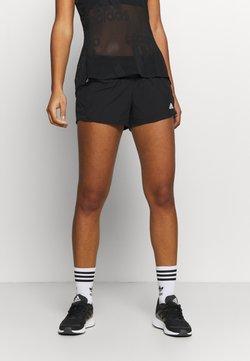 adidas Performance - RUN IT - Pantalón corto de deporte - black