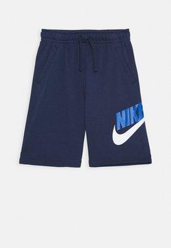 Nike Sportswear - CLUB - Short - pacific blue/green spark