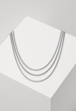 Vitaly - MIAMI UNISEX 3 PACK - Necklace - silver-coloured