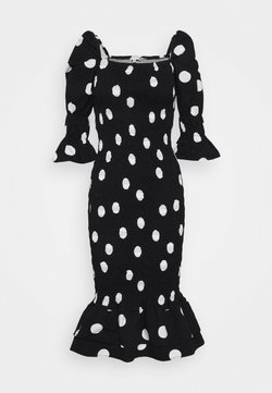 Never Fully Dressed - MINNIE JOJO DRESS - Cocktailjurk - black