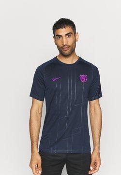 Nike Performance - FC BARCELONA AWAY - Pelipaita - obsidian