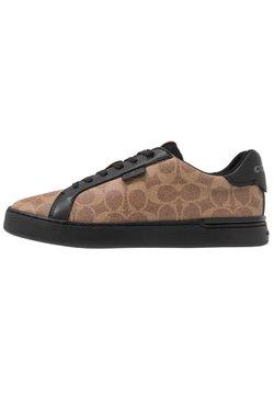 Coach - SIGNATURE - Sneaker low - khaki/black