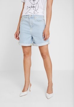 WHY7 - DIVA - Jeansshort - bright blue
