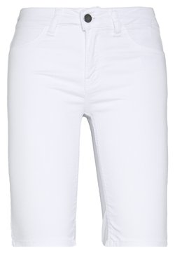 JDY - Jeansshort - white