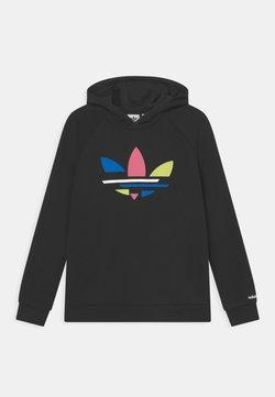 adidas Originals - HOODIE UNISEX - Sweatshirt - black