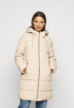 ONLY Petite - ONLDOLLY LONG PUFFER COAT - Abrigo de invierno - humus