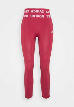 adidas Performance - Tights - berry
