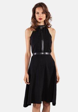 SinWeaver - Cocktailkleid/festliches Kleid - schwarz