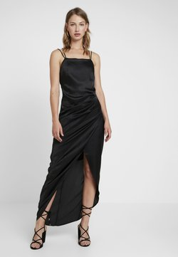 Nly by Nelly - STRAPPY DETAIL GOWN - Occasion wear - black