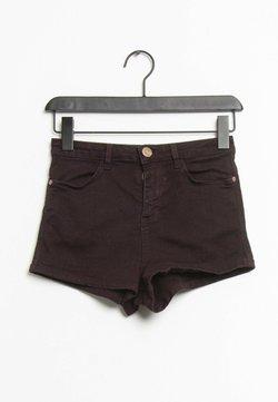Topshop - Short en jean - purple