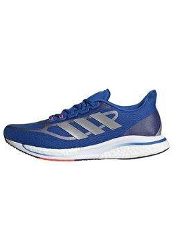 adidas Performance - SUPERNOVA + BOOST BOUNCE PRIMEGREEN RUNNING REGULAR SHOES - Obuwie do biegania treningowe - blue
