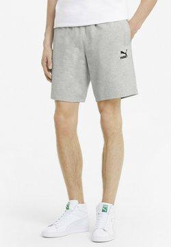Puma - Shorts - light gray heather