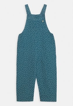 Frugi - LEXI DUNGAREE - Salopette - steely blue