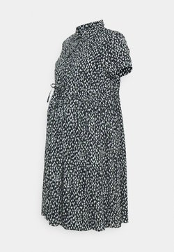 Esprit Maternity - DRESS - Skjortekjole - night sky blue