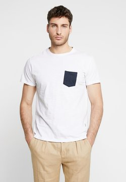 Solid - CARLOS  - T-shirts med print - white