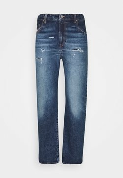 Diesel - D-REGGY - Relaxed fit jeans - indigo