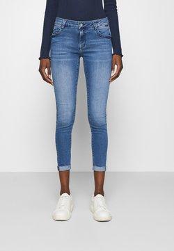 Mavi - LEXY - Jeans Skinny Fit - mid brushed glam