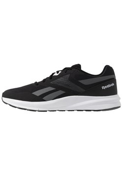 Reebok - RUNNER 4.0 - Zapatillas de running neutras - black/grey/white