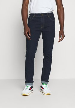 Urban Threads - WIDE FIT HEAN - Relaxed fit jeans - blue denim