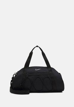 Nike Performance - ONE CLUB BAG - Sporttasche - black/black/white