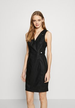 ONLY - ONLBEXI DRESS - Robe fourreau - black